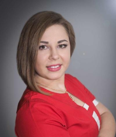Марина Слюсаренко