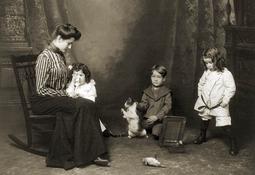 Правила поведінки няні або гувернантки в сім'ї