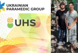 UHS та ГО «Всеукраїнська Спілка Парамедиків» стали партнерами